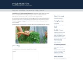 frogbottomfarm.com