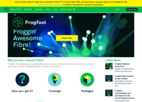 frogfoot.com