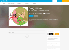 frogkissinpodcast.podomatic.com