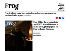 frogmagazine.net