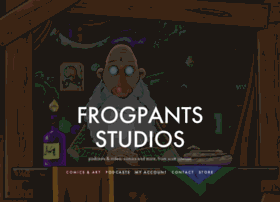 frogpants.com