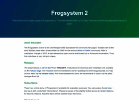 frogsystem.de