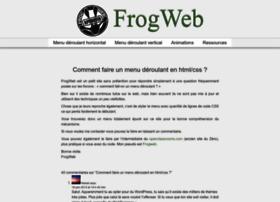 frogweb.fr
