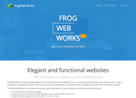 frogwebworks.co.nz