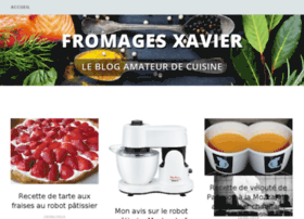 fromages-xavier.com