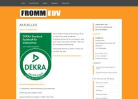 fromm-edv.de
