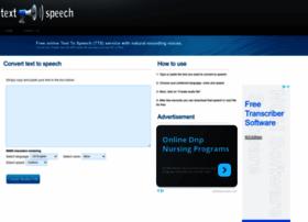 fromtexttospeech.com