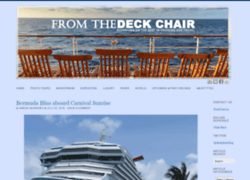 fromthedeckchair.com