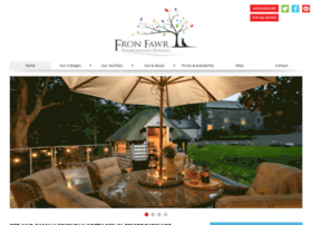 fronfawr.co.uk