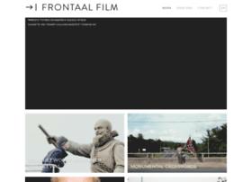frontaalfilm.nl