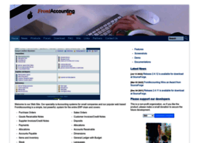 frontaccounting.com