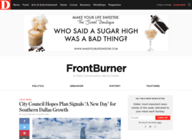 frontburner.dmagazine.com