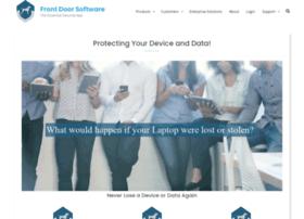frontdoorsoftware.com