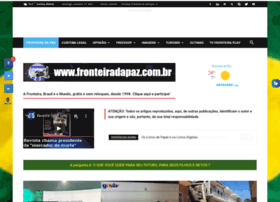 fronteiradapaz.com.br