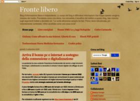 frontelibero.blogspot.it