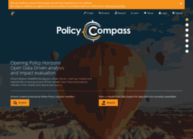 frontend-stage.policycompass.eu