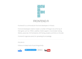 frontend.fi