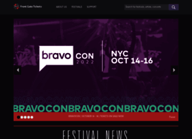 frontgatetickets.com