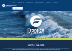 frontica.com