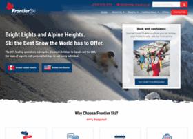 frontier-ski.co.uk