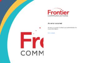 frontier.pvcloud.com