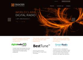 frontier.toumaz.com