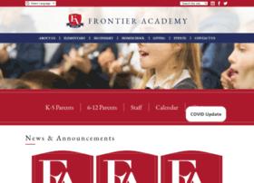 Frontieracademy.net