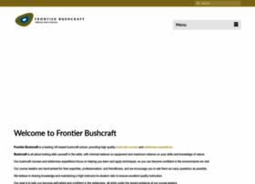 frontierbushcraft.com