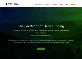 frontierdevelopmentcapital.com