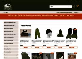 frontierfirearms.ca