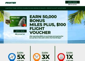 frontiermastercard.com
