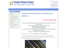 frontierpictureframes.com