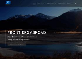 frontiersabroad.com