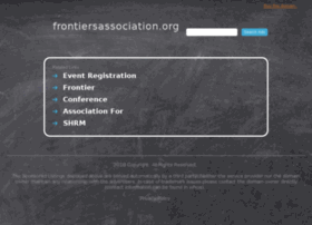 frontiersassociation.org