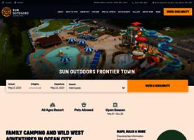 frontiertown.com