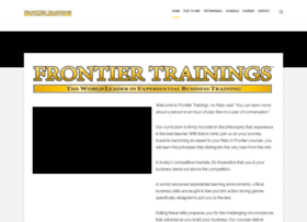 frontiertrainings.com