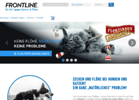 frontline.de.merial.com