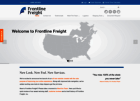 frontlinefreightinc.com