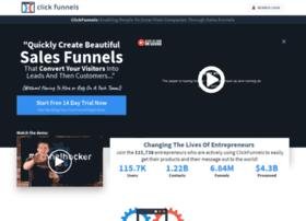 frontlinemarketer.clickfunnels.com