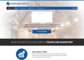 frontlinemarketer.com