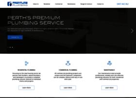 Frontlineplumbing.biz