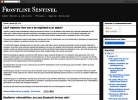 frontlinesentinel.com