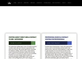 frontlinesourcegroup.com