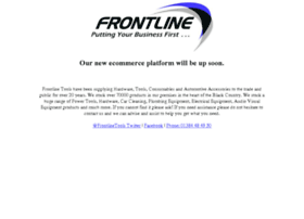 frontlinetools.co.uk