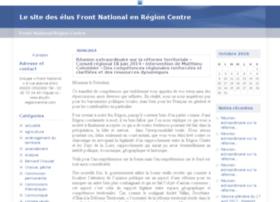 frontnatregioncentre.hautetfort.com