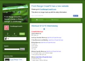 frontrangecrossfit.typepad.com