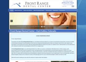 frontrangedentalcenter.com
