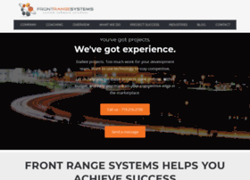 frontrangesystems.com