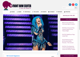 frontrowctr.com