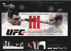 frontrowfights.com